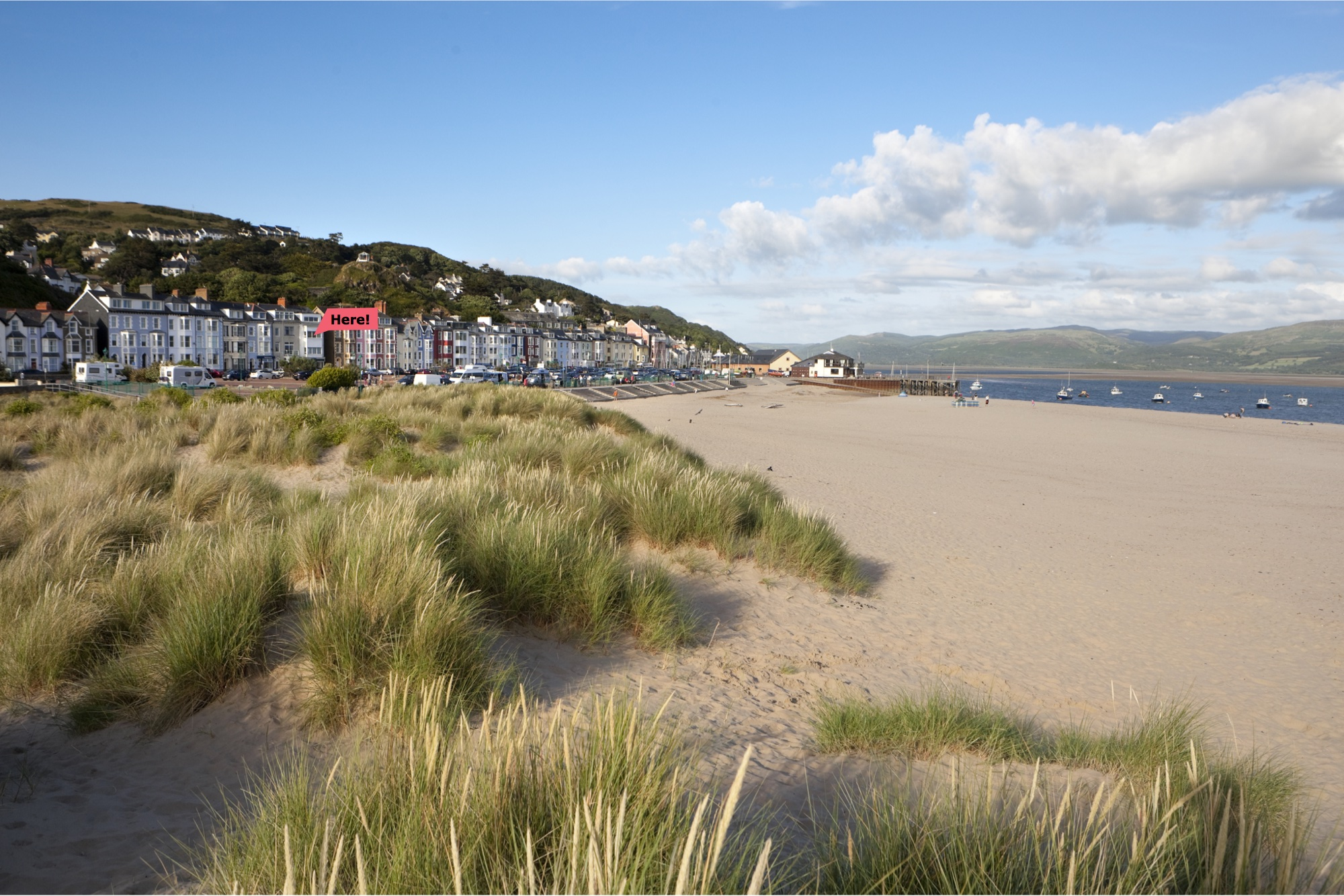 Aberdovey Self Catering Accomodation